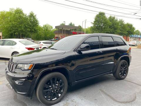 2019 Jeep Grand Cherokee for sale at Viewmont Auto Sales in Hickory NC