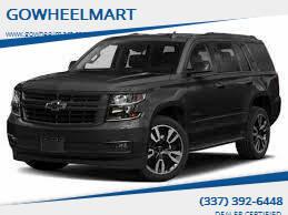 2018 Chevrolet Tahoe for sale at GOWHEELMART in Leesville LA