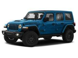 2021 Jeep Wrangler Unlimited for sale at CAR MART in Union City TN