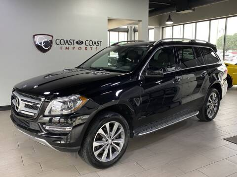 2015 Mercedes-Benz GL-Class for sale at Coast to Coast Imports in Fishers IN
