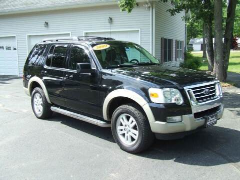 2009 Ford Explorer for sale at DUVAL AUTO SALES in Turner ME