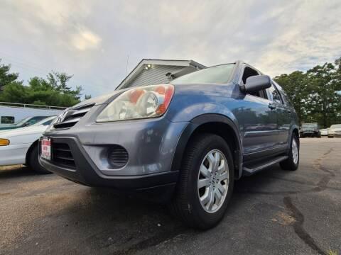 2006 Honda CR-V for sale at Lake Ridge Auto Sales in Woodbridge VA