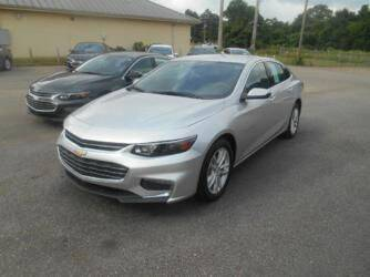 2018 Chevrolet Malibu for sale at AUTO MART in Montgomery AL