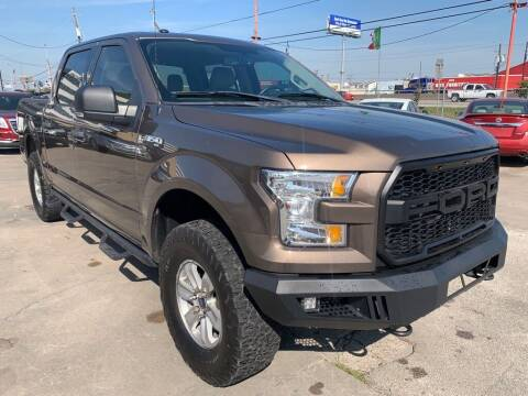 2016 Ford F-150 for sale at JAVY AUTO SALES in Houston TX
