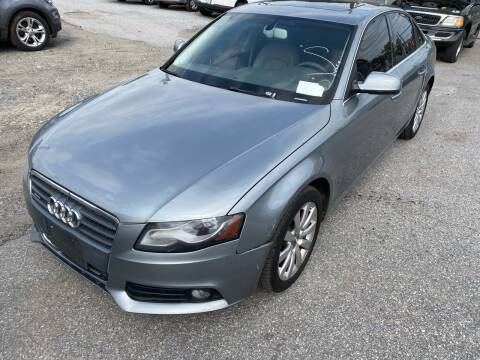 2010 Audi A4 for sale at Philadelphia Public Auto Auction in Philadelphia PA