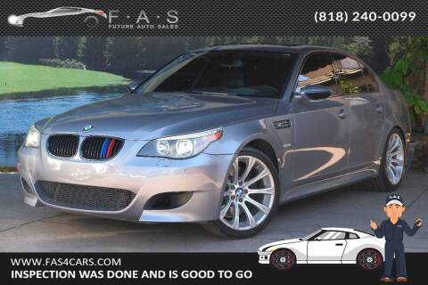 2006 BMW M5 for sale at Best Car Buy in Glendale CA