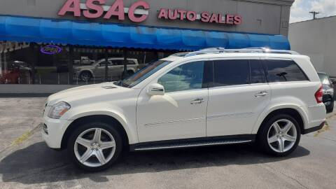 2011 Mercedes-Benz GL-Class for sale at ASAC Auto Sales in Clarksville TN