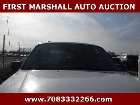 2004 Ford Explorer for sale at First Marshall Auto Auction in Harvey IL