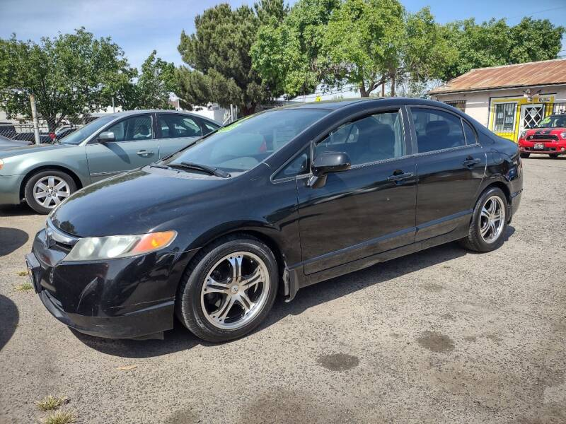 2007 Honda Civic for sale at Larry's Auto Sales Inc. in Fresno CA