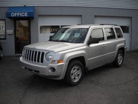 2010 Jeep Patriot for sale at Best Wheels Imports in Johnston RI