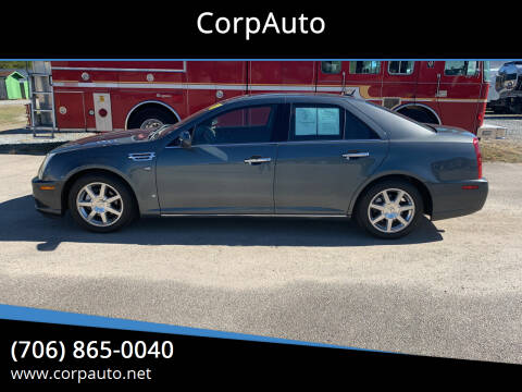 2008 Cadillac STS for sale at CorpAuto in Cleveland GA