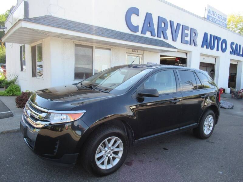 2014 Ford Edge for sale at Carver Auto Sales in Saint Paul MN