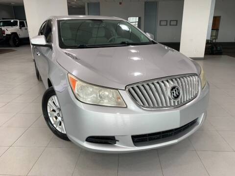 2010 Buick LaCrosse for sale at Auto Mall of Springfield in Springfield IL