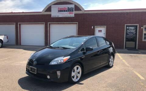 2012 Toyota Prius for sale at Family Auto Finance OKC LLC in Oklahoma City OK