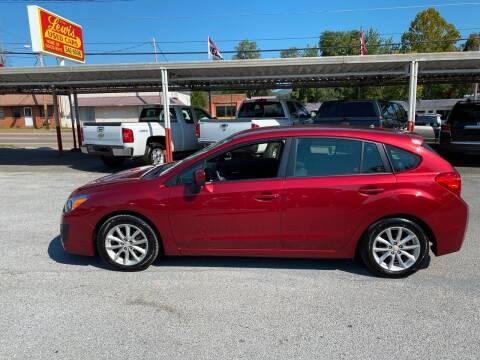 2014 Subaru Impreza for sale at Lewis Used Cars in Elizabethton TN