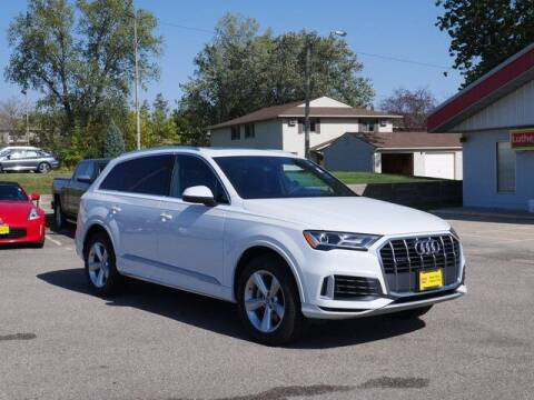 2020 Audi Q7 for sale at Park Place Motor Cars in Rochester MN