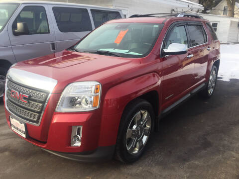 2013 GMC Terrain for sale at Flambeau Auto Expo in Ladysmith WI