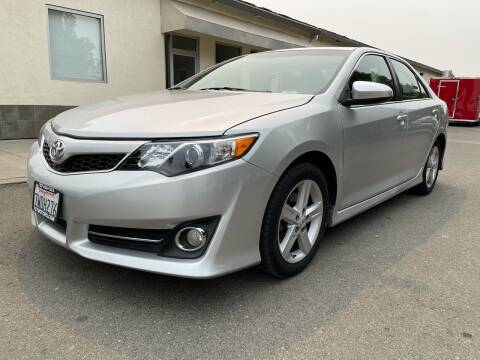 2012 Toyota Camry for sale at 707 Motors in Fairfield CA
