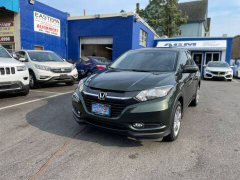 2016 Honda HR-V for sale at AGM AUTO SALES in Malden MA