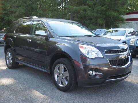 2015 Chevrolet Equinox for sale at Discount Auto Sales in Pell City AL