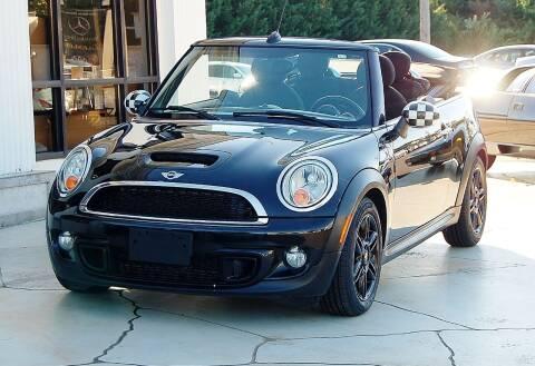 2014 MINI Convertible for sale at Avi Auto Sales Inc in Magnolia NJ