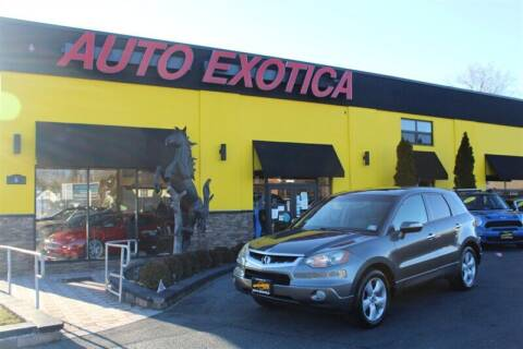 2008 Acura RDX for sale at Auto Exotica in Red Bank NJ