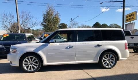 2011 Ford Flex for sale at Steve's Auto Sales in Norfolk VA