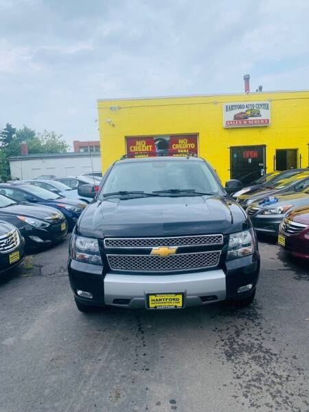 2012 Chevrolet Avalanche for sale at Hartford Auto Center in Hartford CT