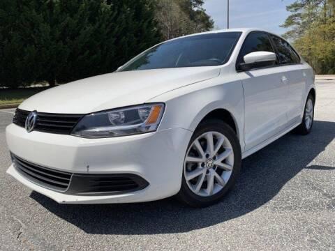 2012 Volkswagen Jetta for sale at JES Auto Sales LLC in Fairburn GA