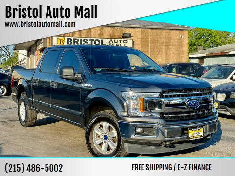 2018 Ford F-150 for sale at Bristol Auto Mall in Levittown PA