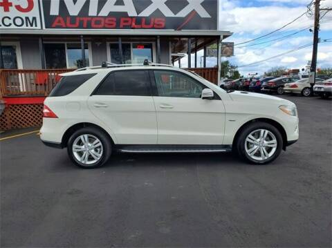 2012 Mercedes-Benz M-Class for sale at Ralph Sells Cars at Maxx Autos Plus Tacoma in Tacoma WA