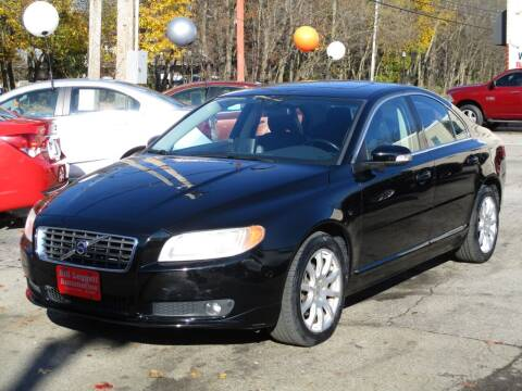 2008 Volvo S80 for sale at Bill Leggett Automotive, Inc. in Columbus OH