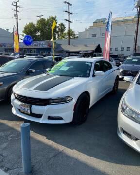 2016 Dodge Charger for sale at 2955 FIRESTONE BLVD - 3271 E. Firestone Blvd Lot in South Gate CA