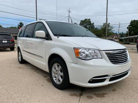 2011 Chrysler Town and Country for sale at Auto Gallery LLC in Burlington WI