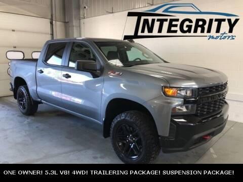 2019 Chevrolet Silverado 1500 for sale at Integrity Motors, Inc. in Fond Du Lac WI