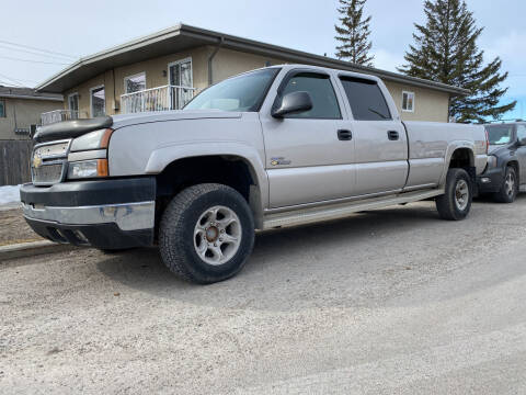 2007 Chevrolet Silverado 3500 Classic for sale at Truck Buyers in Magrath AB