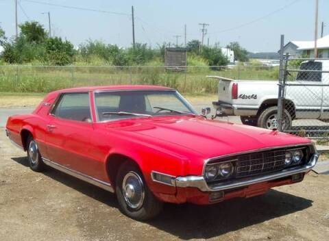 1969 Ford Thunderbird for sale at Haggle Me Classics in Hobart IN
