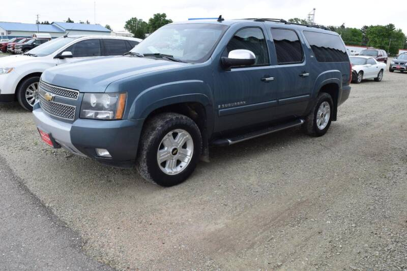 2008 Chevrolet Suburban for sale at Tripe Motor Company in Alma NE