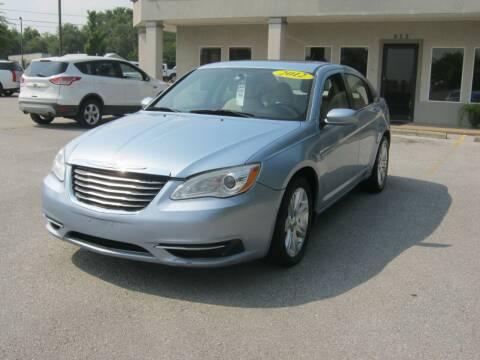2012 Chrysler 200 for sale at Premier Motor Co in Springdale AR