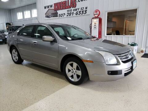 2008 Ford Fusion for sale at Kinsellas Auto Sales in Rochester MN