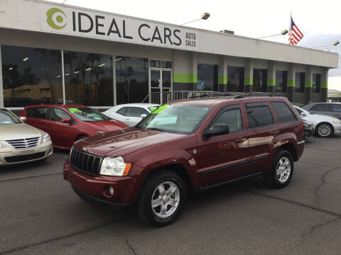 2007 Jeep Grand Cherokee for sale at Ideal Cars in Mesa AZ