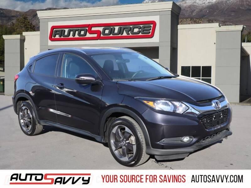 2018 Honda HR-V for sale in Draper, UT