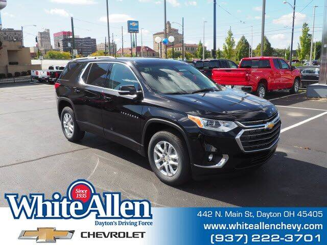 2020 Chevrolet Traverse for sale at WHITE-ALLEN CHEVROLET in Dayton OH