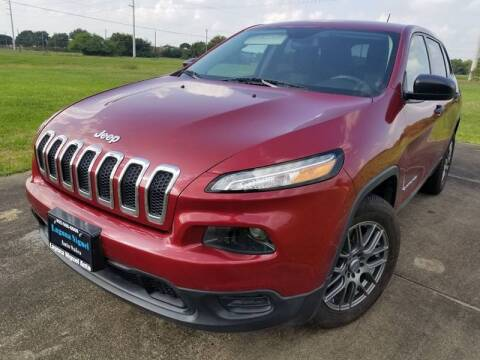2014 Jeep Cherokee for sale at Laguna Niguel in Rosenberg TX