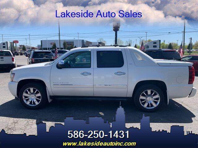 2012 Chevrolet Avalanche for sale in Clinton Township, MI