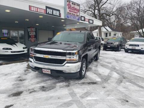 2016 Chevrolet Silverado 1500 for sale at Victory Motors in Waterloo IA