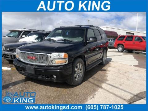 2005 GMC Yukon for sale at Auto King in Rapid City SD