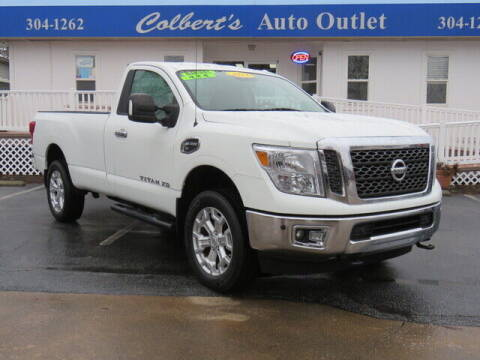 2017 Nissan Titan XD for sale at Colbert's Auto Outlet in Hickory NC