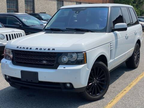 2012 Land Rover Range Rover for sale at MAGIC AUTO SALES - Magic Auto Prestige in South Hackensack NJ