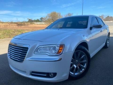 2012 Chrysler 300 for sale at Gwinnett Luxury Motors in Buford GA